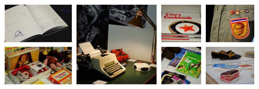 Marketing et nostalgie se croisent au Musée de l'histoire de la Yougoslavie et dans sa boutique de souvenirs.