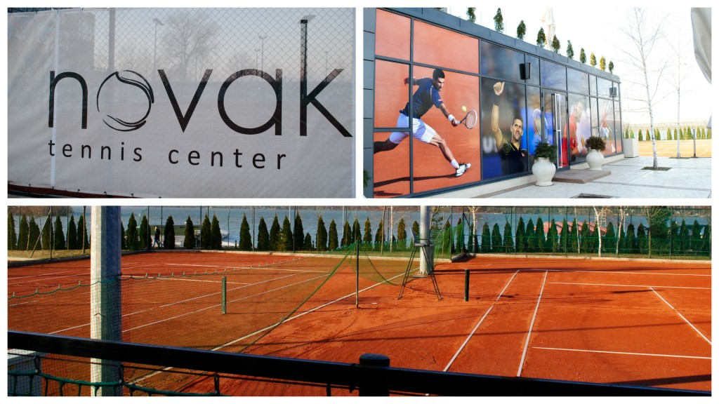 Le Novak tennis center pourrait potentiellement accueillir un centre technique national