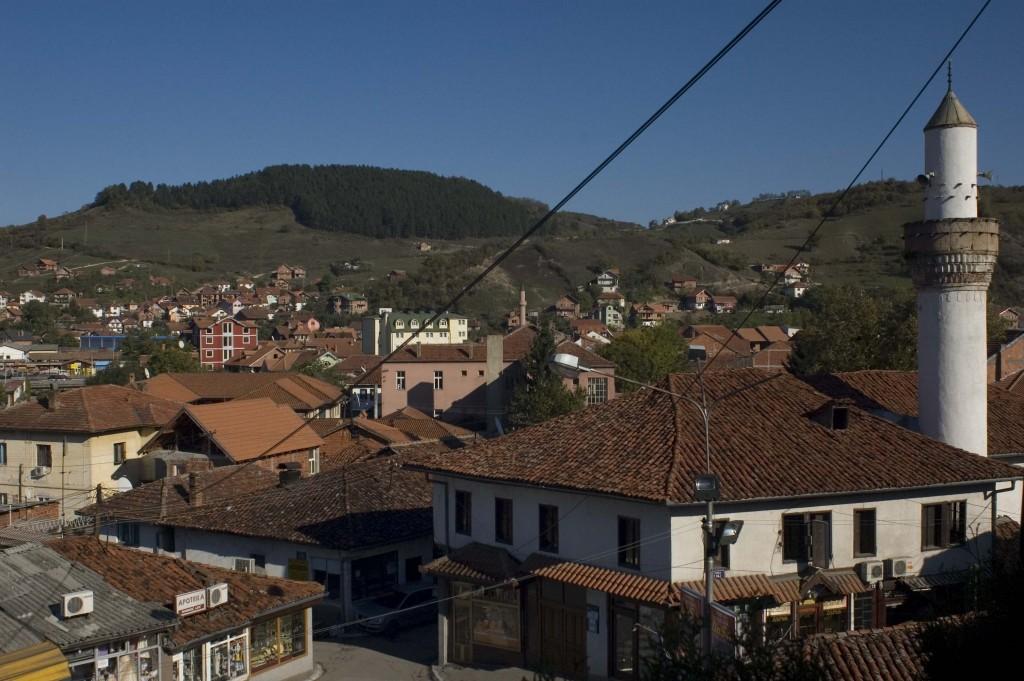 Novi Pazar, chef-lieu du Sandjak, compte 80% de musulmans. © Marija Janković