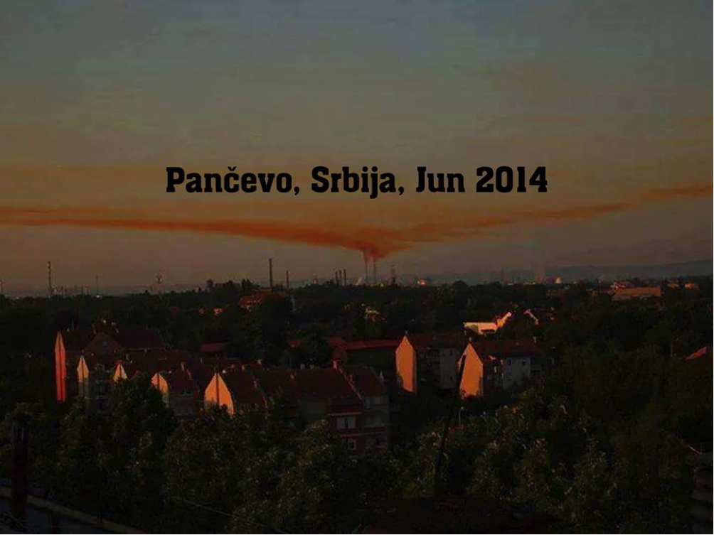 Pancevo juin
