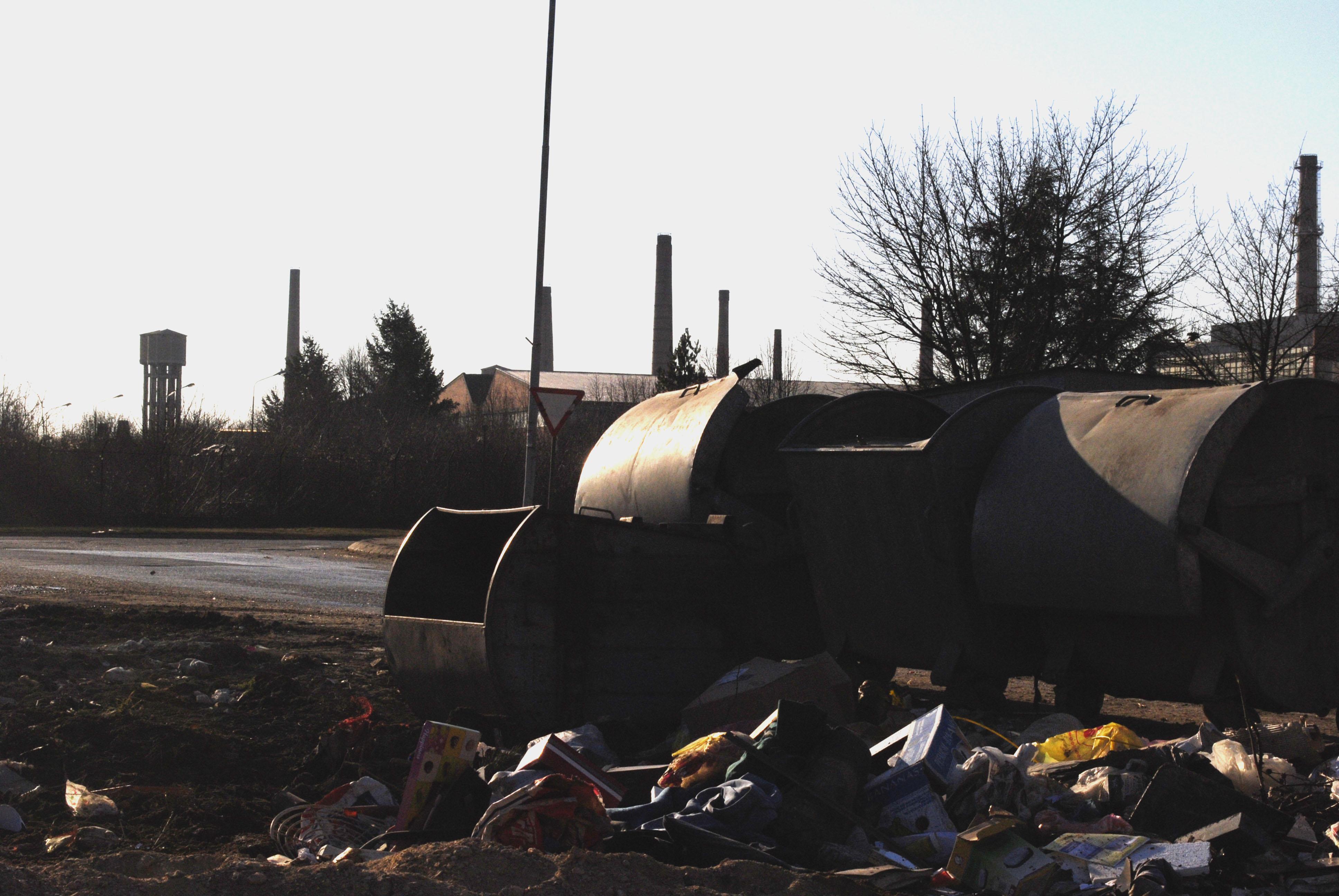 A Pančevo, le degré de pollution des sols n'a pas fait l'objet de résultats d'analyses précises, même si le nombre de prélèvements a considérablement augmenté l'an dernier. Crédit : A. Meslard.