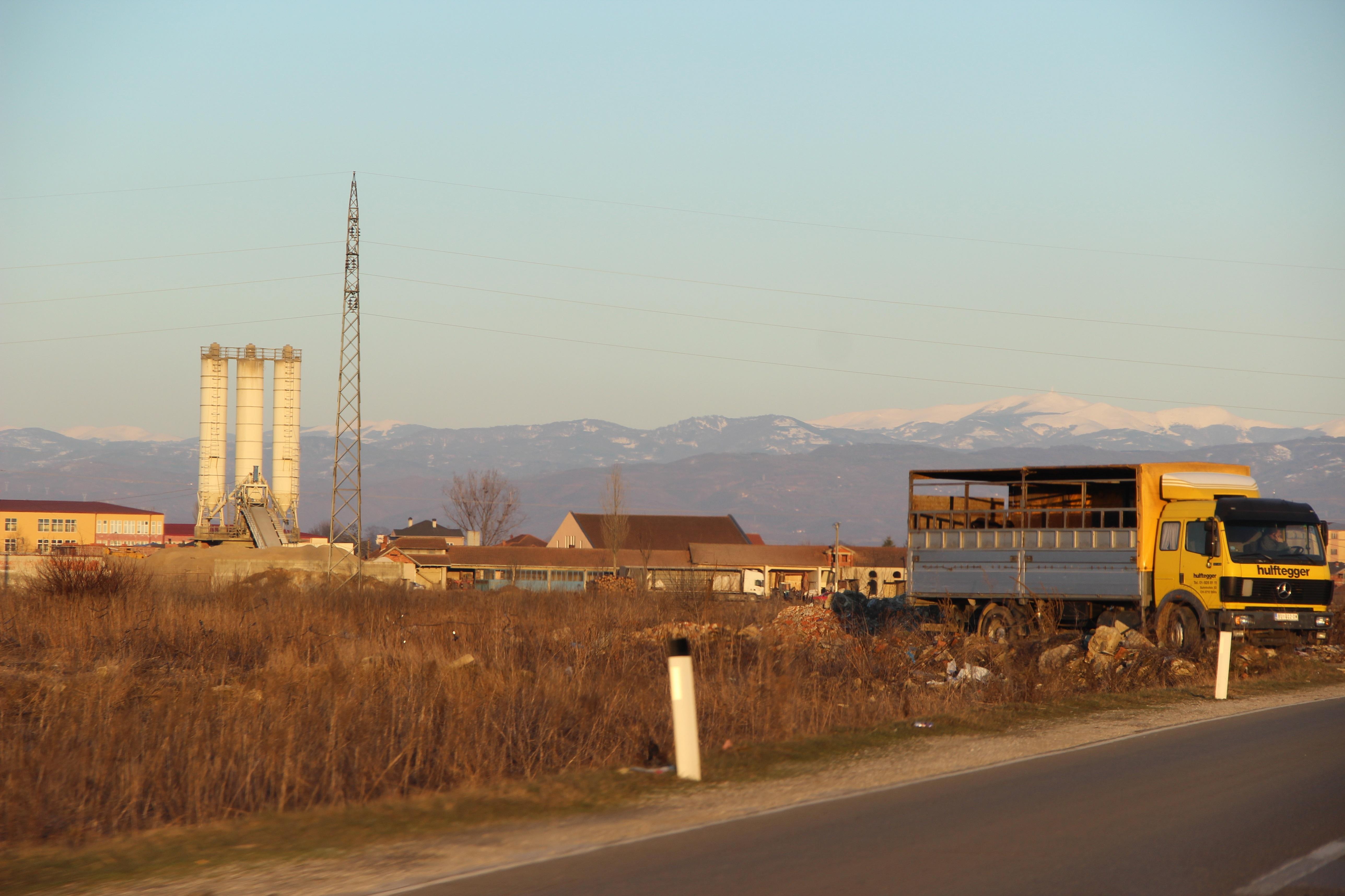 Dans la ville de Presevo, 90% des sans-emplois sont Albanais.
