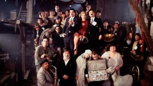 L'intégralité des acteurs d'Underground d'Emir Kusturica